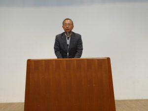 労災互助会 吉井副会長の閉会の挨拶